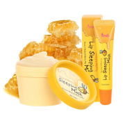 [Prreti]Honero Concentration Sleeping Pack Kit [Sleeping Mask 100ml and lip mask] Ultimate Hydration Project