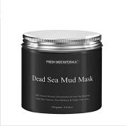 Bingirl Dead Sea Mud Mask Deep Cleaning Black Mask Hydrating Acne Blemish Clearing Lightening Moisturiser Nourishing Pore Face Cleaner