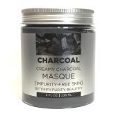 Spa De Soleil Charcoal Cream Masque, Detoxify & Purify, 240ml