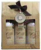 Tuscan Hills Vanilla Almond Body Care Collection Lotion, Body Wash & Bath Salt