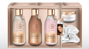 Daisy Fuentes 5 Piece Bath & Body Care Gift Set Vivacious Vanilla