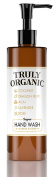 Truly Organic Ultra Clean Super Hand Wash - Clean & Soften Hands - Skin Detox & Bacteria Free - Moisturises For Softer Skin