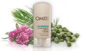 Organic Male OM4 Sensitive Shave Mask:Soothing Sensitivity Relief Gel