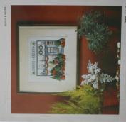 Buxus & Hedera, Permin of Copenhagen Cross Stitch Chart Danish Art Needlework