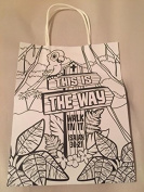 Colour Your Own Bags Bible School Treat Gift pack of 12