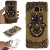 EC-Touch Fashion Style Colourful Painted Design [Ultra Slim][Perfect Fit][Scratch Resistant] Soft Case Back Cover Protector Skin For Samsung Galaxy S Series