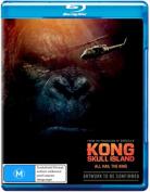 Kong Skull Island UV Blu-ray  [Region B] [Blu-ray]