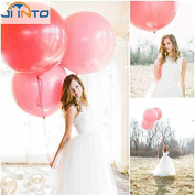 New 5pcs/lot 90cm Super Big Large Wedding Decoration Birthday Party Ballons Thickening Multicolor Latex giant huge Balloon