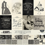 "Authentique Paper ""Always"" Collection Kit Pack"