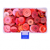 Supla Mixed Button Sizes - Sewing Buttons