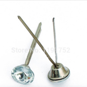 Prong Back Upholstery Buttons 20mm Crystal Sewing On Headboard Sofa