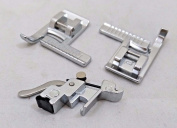 Sewing Machine Presser Foot Feet w/ Scale and Presser Foot Holder KIT