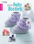 Modern Baby Booties