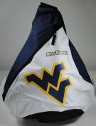 West Virginia Mountaineers Team Sport Sling Backpack