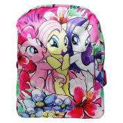 My Little Pony Power Colour Primary Nursery School Backpack Mealbox