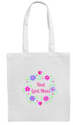 BEST GODMUM/MOTHER Shopping/Tote/Bag For Life/Shoulder Bag By Mayzie Designs®