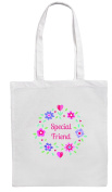 SPECIAL FRIENDShopping/Tote/Bag For Life/Shoulder Bag By Mayzie Designs®