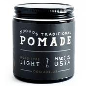 O'Douds All Natural Vegan Light Hold Pomade Cedar Citrus 120ml