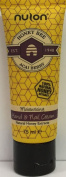 SIX PACKS of Nulon Honey Bee Acai Berry Moisturising Hand & Nail Cream 75ml