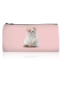 téo jasmin Toiletry Bag pink rose