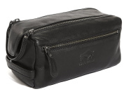 Solo Pelle Toiletry Bag