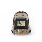 Dinosoles 3D T-Rex Dinosaur LED Backpack