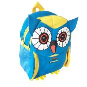 TOSKATOK® KIDS FUN PRACTICAL NEOPRENE ANIMAL SCHOOLBAG TRAVEL BACKPACK-OWL