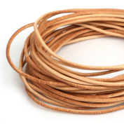 Sunny Hill 3mm Genuine Leather Cord For Bracelet Beading Jewellery Making 5.5 Yards