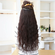 Kinky Curly hair Brown wigs Hair Extension Afro peluca for black women synthetic wig natural hair cosplay perruque