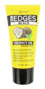 3PCS OF BMB EDGES GEL BLACK COCONUT OIL 30ml EACH