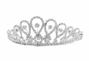 Rhinestone Tiara Crown Headband Comb Pin Wedding Bridal Birthday Tiaras