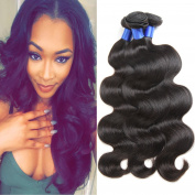 Gluna Hair Grade 8a Brazilian Virgin Hair Body Wave 4 Bundles 100% Unprocessed Virgin Human Hair Extension Hair Weave Weft