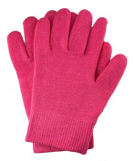Xiaoyu Gel Spa Gloves Soften Skin Moisturising Treatment Hand Mask Care Gloves - Rose Red