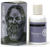 The Notable Series by Beardsley – Socrates - Ultra Shampoo for Beards, Wild Berry 120ml