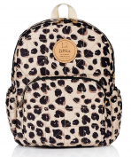 TWELVElittle Little Companion Backpack, Leopard