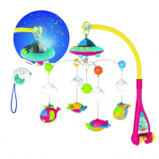Baby Musical Crib Mobile with Lights
