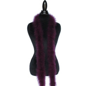 22g, 180cm Long Turkey Marabou Feather Boa, 40+ Colours and Patterns to Pick From