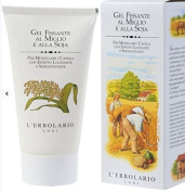 L'Erbolario Styling Gel with Millet and Soy To Style Hair with Shine and Thickening Effect 150ml