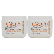 "Naked By Essations Laid Edge Control 120ml ""Pack of 5.1cm"