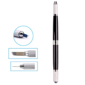 BQAN 3D Removable Eyebrow Tattoo Pen Permanent Makeup Pro Manual Tattoo Pen Tool