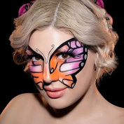 Fantasy Makers Butterfly Make-Up Stencil Kit
