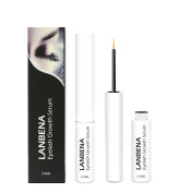 Eyelash Growth Enhancer- Waterproof Curling Slender Nourish Eyelashes Eyebrows For Enhances Lashes and Brows 3.5ML