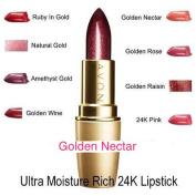 Avon Ultra Colour Rich 24K Gold Lipstick GOLDEN NECTAR K301