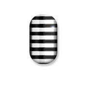 Minx Nail Wraps, Behind Bars