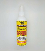Hair Vite Conditioner VITAMIN E BRAIDS moisturiser SPRAY 8.OZ