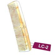 Lass Naturals Iht 9 Neem Wood Comb, Size 7