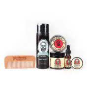 Abraham's Beard Care Set, Bay Rum
