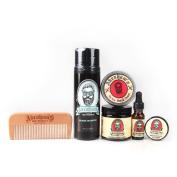 Abraham's Beard Care Set, Bay Rum