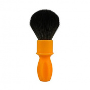 RazoRock 400 Synthetic Shaving Brush - With Noir Plissoft Knot