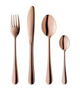 16PC Rose Cutlery stainless steel set